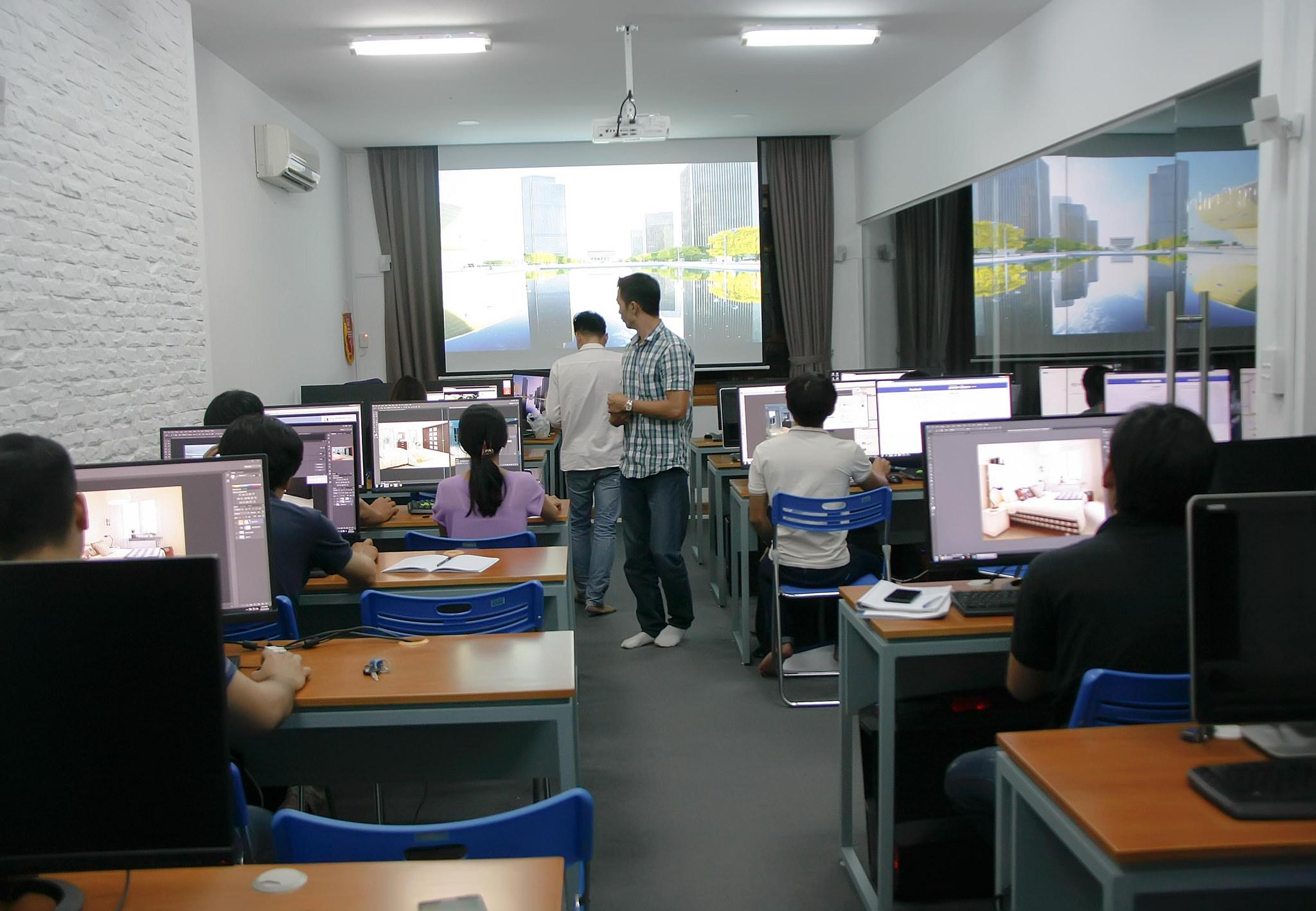 LỊCH KHAI GIẢNG CÁC LỚP 3D MAX, V-RAY THÁNG 10-11 -2015