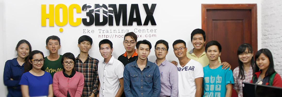 Trung tâm đào tạo 3d max tại tphcm