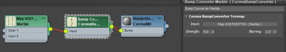 Bump converter