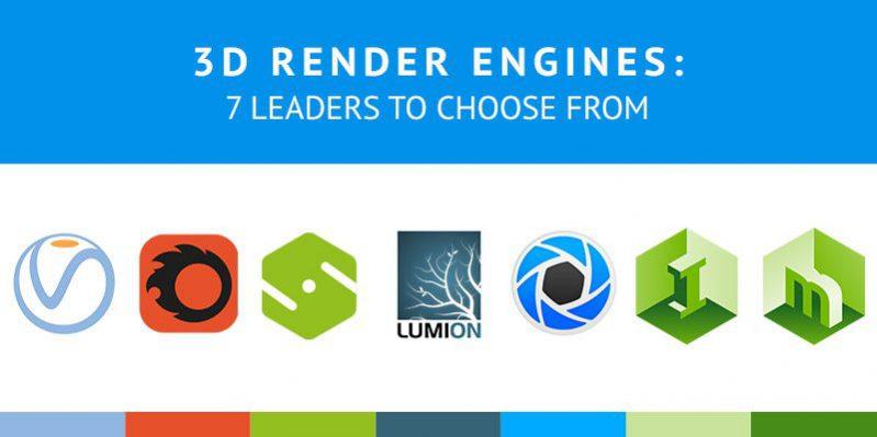 Trình Render nào là tốt nhất với 3D Max hiện nay?