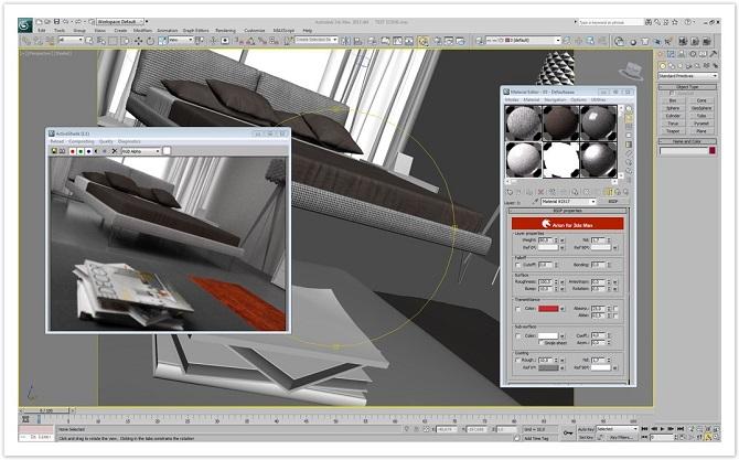 cách tăng tốc độ thiết kế trong 3dmax