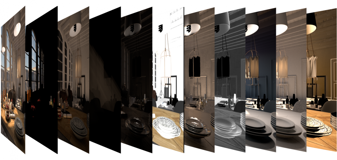 Render Elements – Khái niệm Specular & Diffuse trong thế giới thực – Phần 1