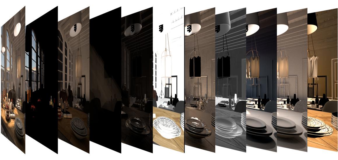 Render Elements - Khái niệm Specular & Diffuse trong thế giới thực - Phần 1