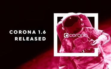 Corona Renderer 1.6 cho 3DS Max Hotfix 1Corona Renderer 1.6 cho 3DS Max Hotfix 1