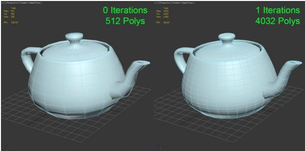 Cách giảm thời gian Render V-Ray trong 3D Max
