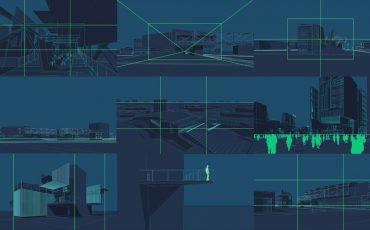 Quy tắc tạo phối cảnh đẹp khi diễn họa 3D kiến trúc nội thất