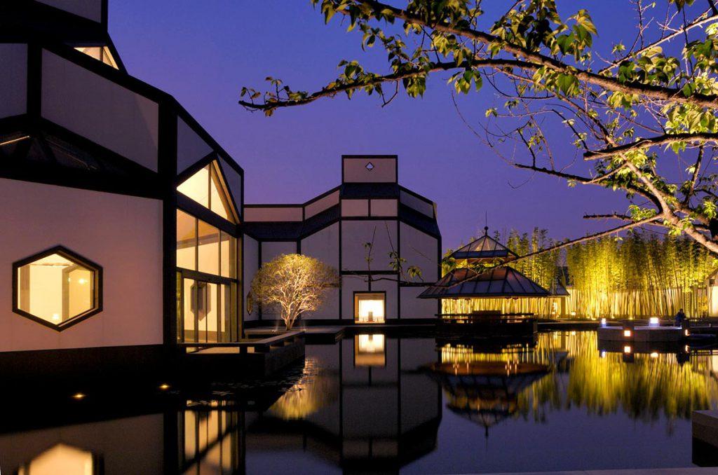 Chiếu sáng ban đêm 3D Max Vray diễn họa kiến trúc nội thất