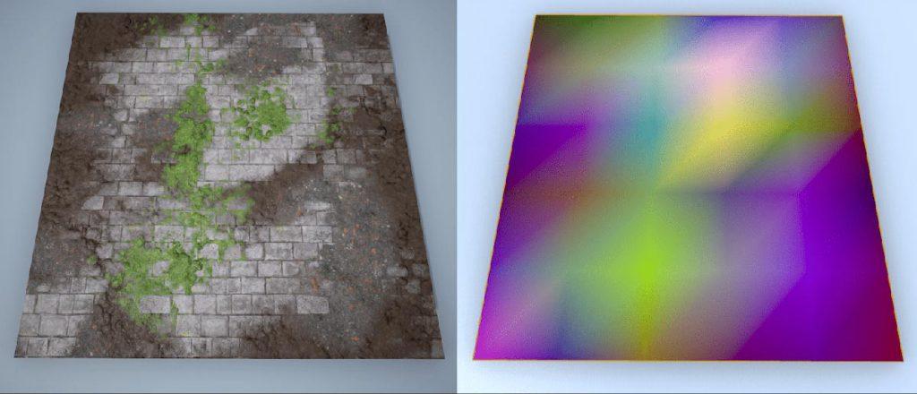 Hướng dẫn sử dụng Vertex Color Map trong 3D Max