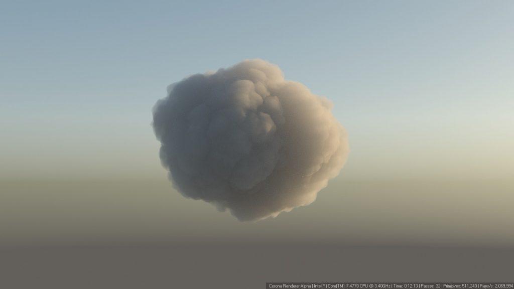 Đám mây hình 1