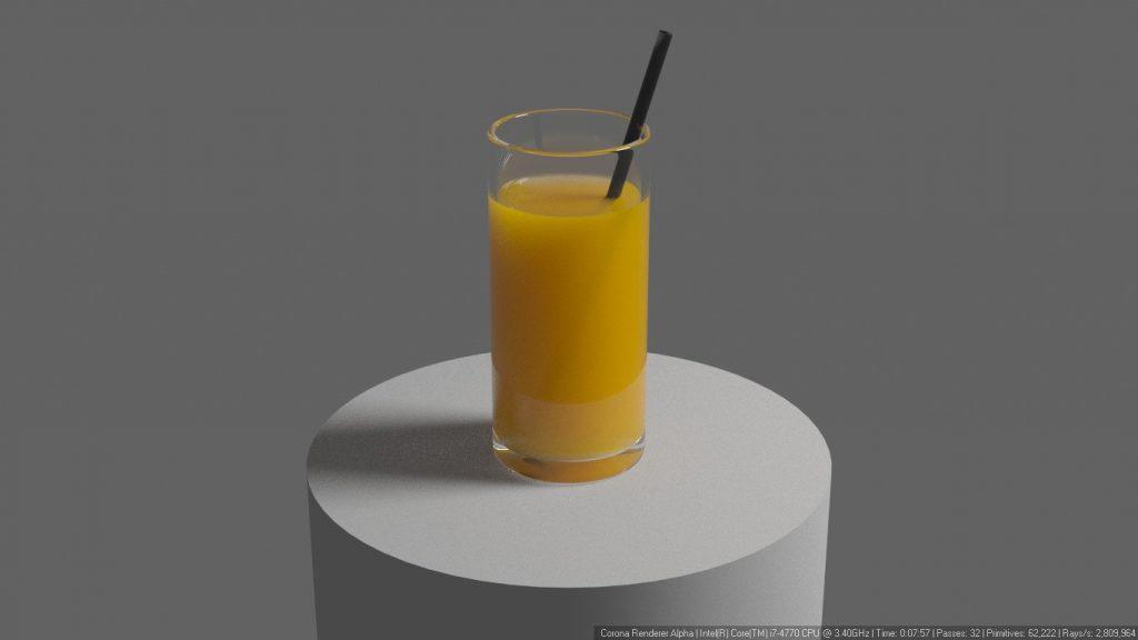 juice khúc xạ