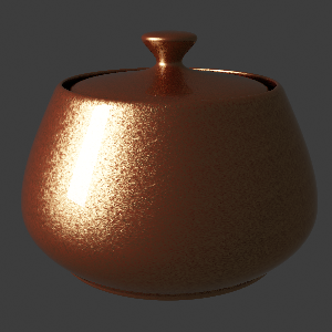 Vray flake filtering